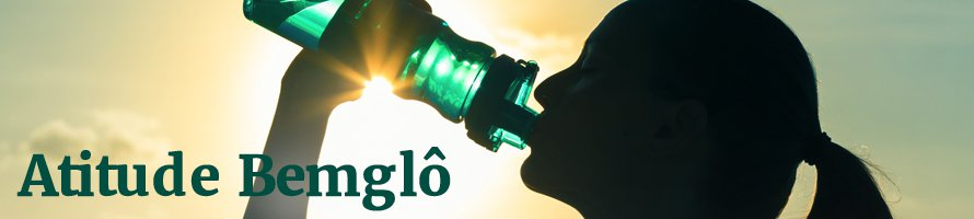 Sobre garrafas plásticas e o BPA