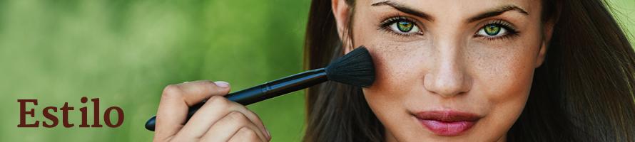 Maquiagem de verão