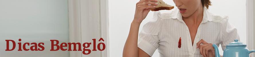 Dicas caseiras para tirar manchas das roupas