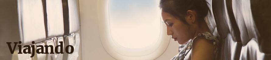 Escolhendo o assento do avião