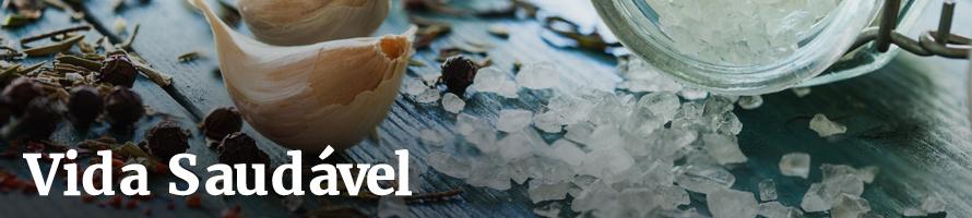 Diminuindo o sal da alimentação