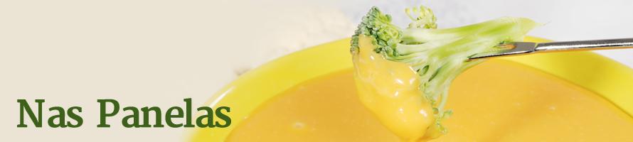 Fondue light de queijo