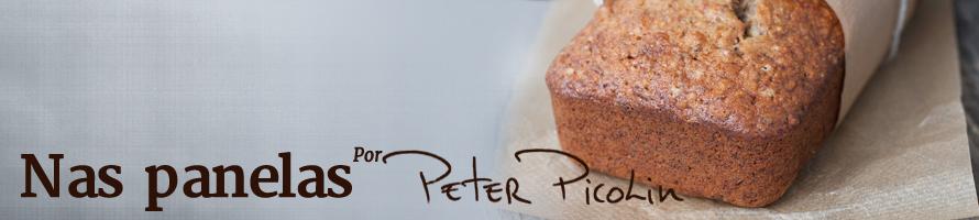 Pão sem glúten e lactose do Peter