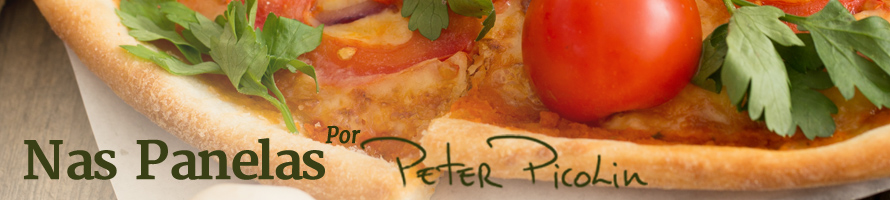Pizza Crunch (Sem glúten e sem lactose)