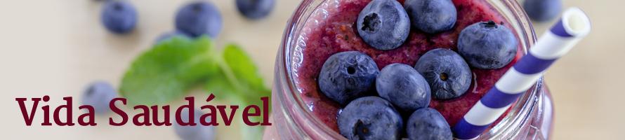 Os benefícios do blueberry