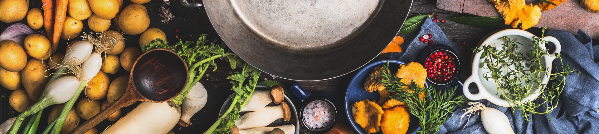 Cerâmica na cozinha: benefícios e história