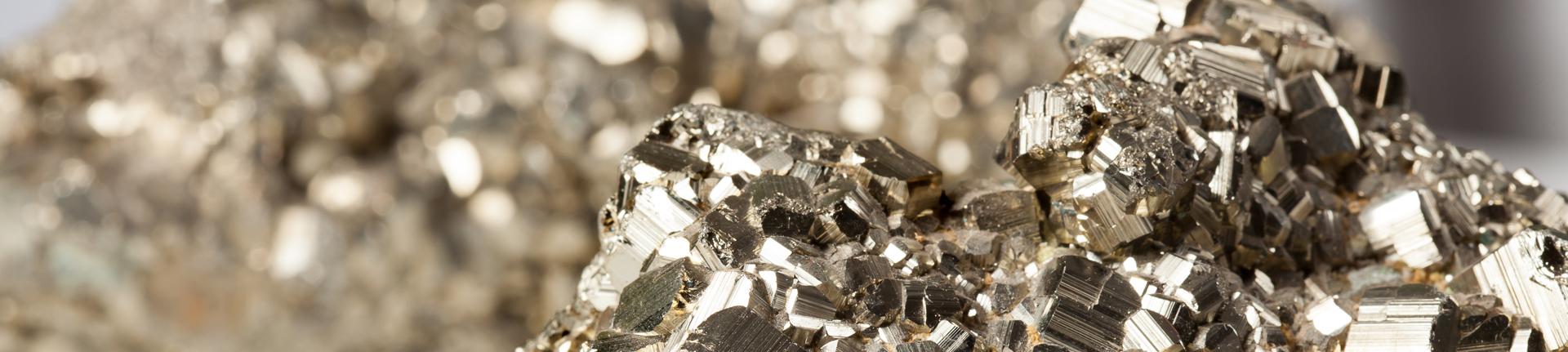 Pedra pirita: benefícios