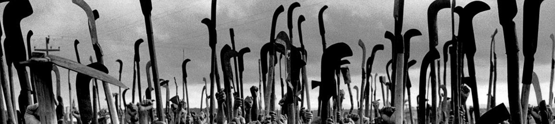 Exposição Êxodos de Sebastião Salgado em Curitiba
