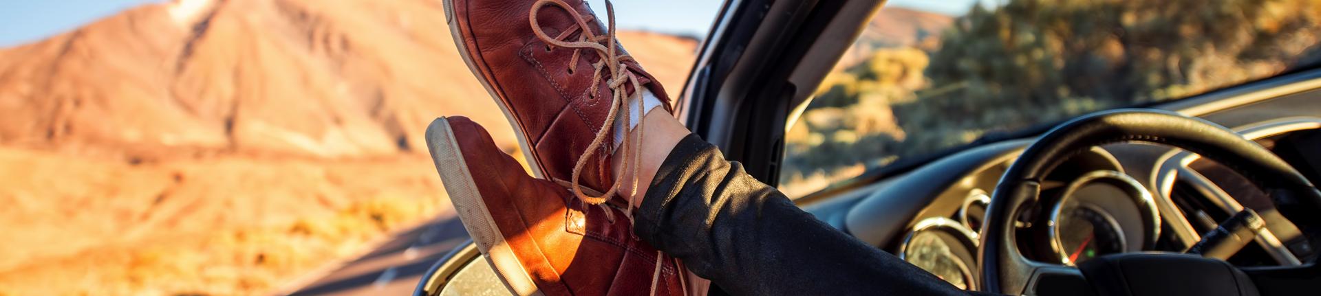 Economia na viagem de carro