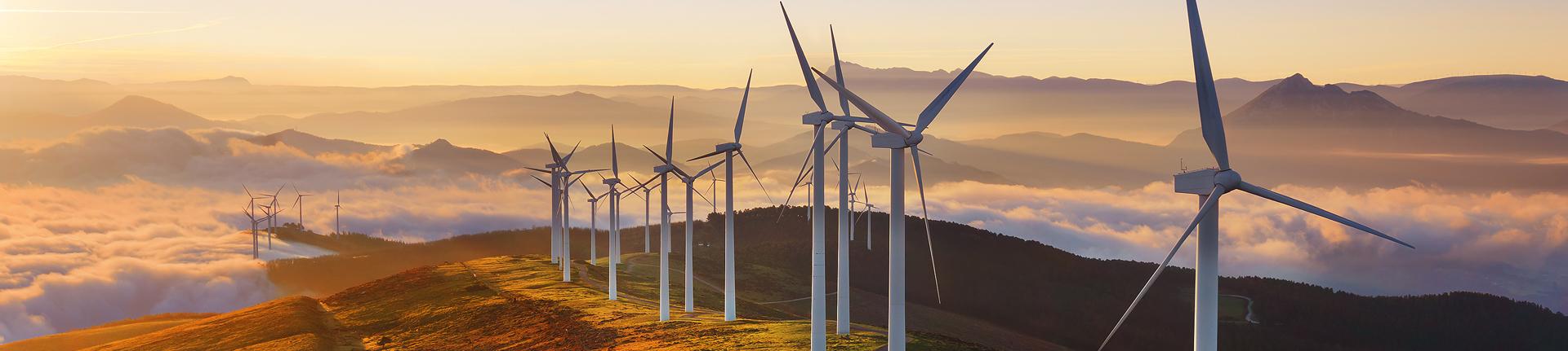 A expansão dos sistemas de energia renovável