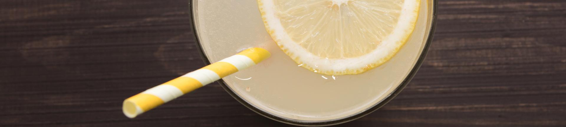 Superação: se a vida te der um limão, faça uma limonada!