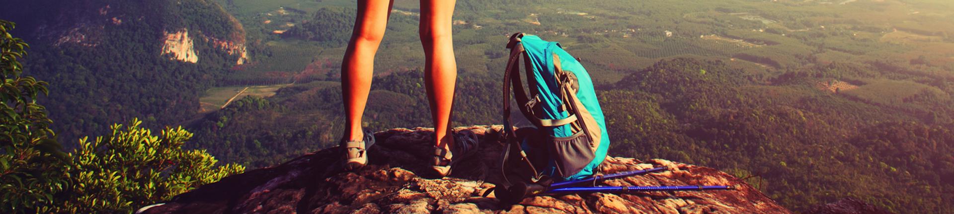 Chapada dos Veadeiros: Trekking e aventura com muito alto astral!