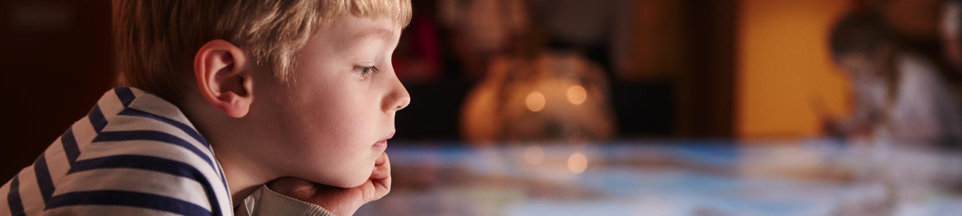 Museu, arte e crianças: terapia para a família!