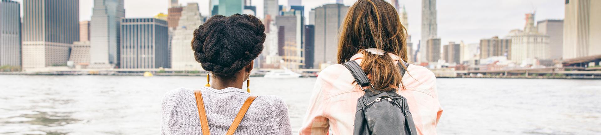 Mulheres pelo mundo: criando conexões para sua viagem