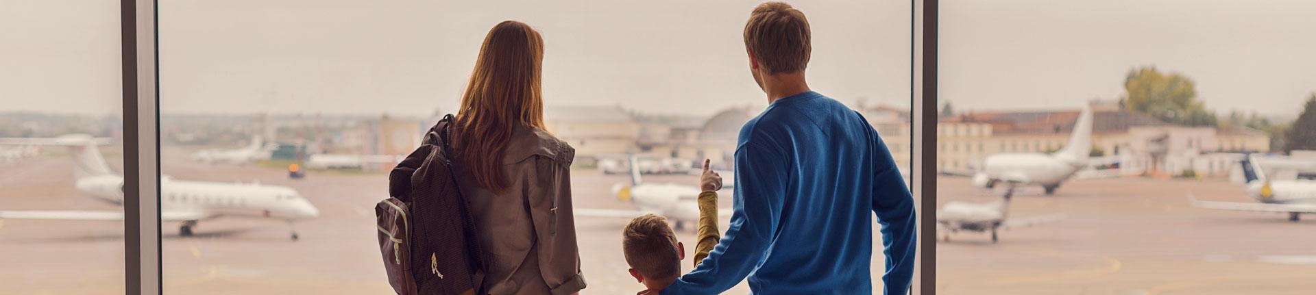 Família, viagem e diversão!