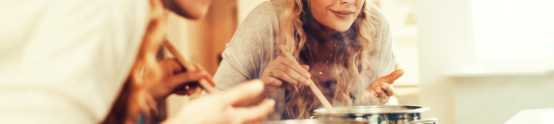 Dicas de culinária: O Amor e as Panelas