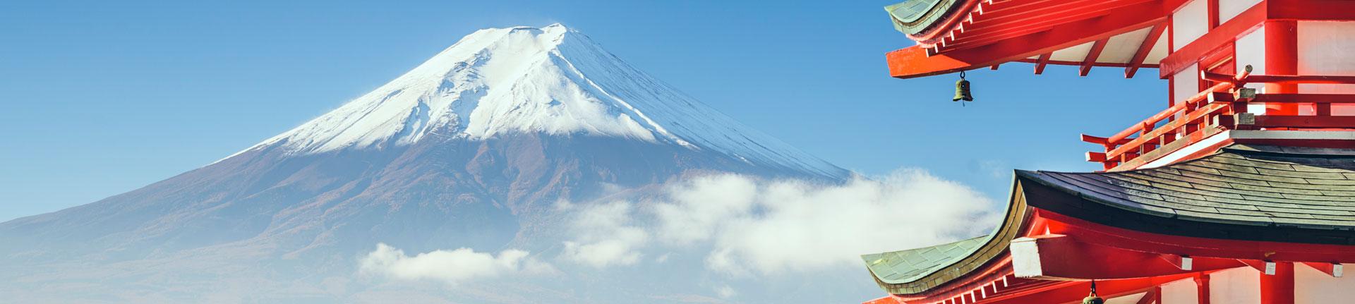 Japão, terra do sol nascente e da paz interior