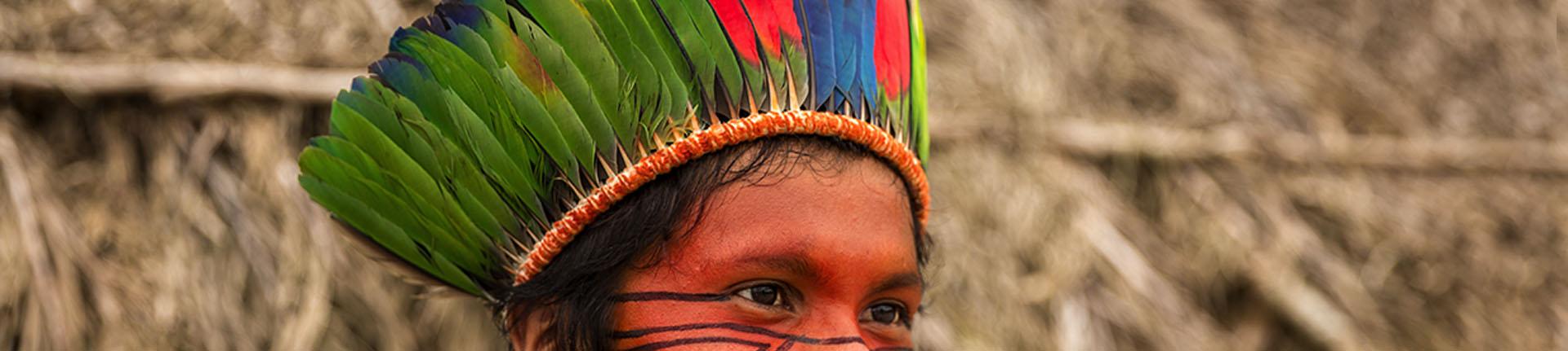 Índios: Os Primeiros Brasileiros, em exposição na UFBA