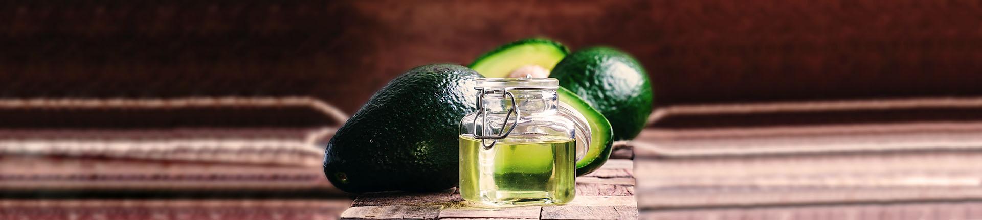 Abacate: hidratante natural para o corpo