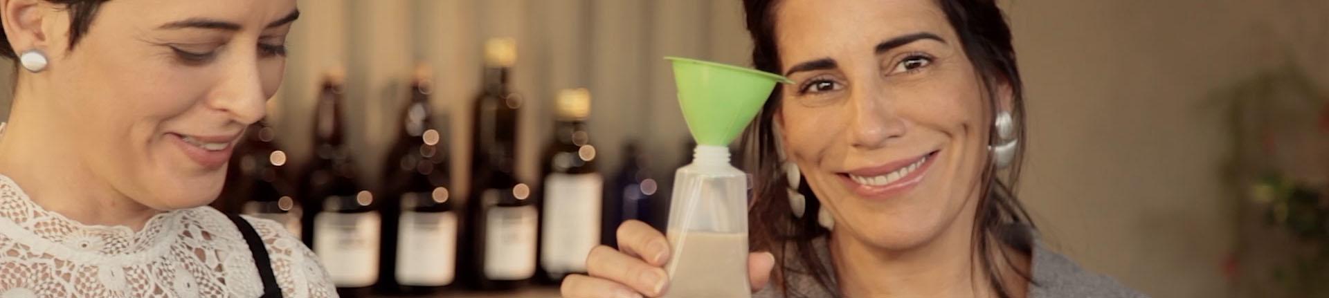 Dicas da Gloria: Desodorante natural