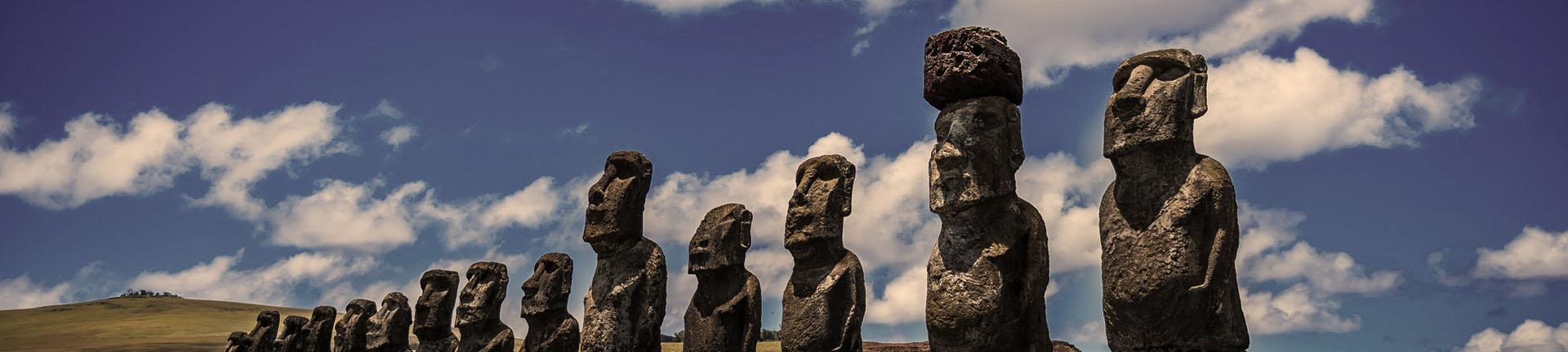 Ilha de Páscoa, destino educativo e histórico