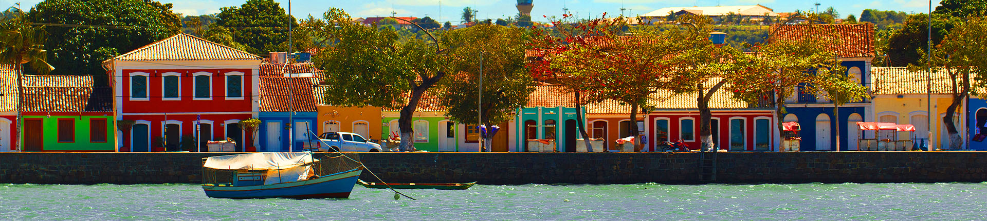 Porto Seguro, o berço do descobrimento do Brasil