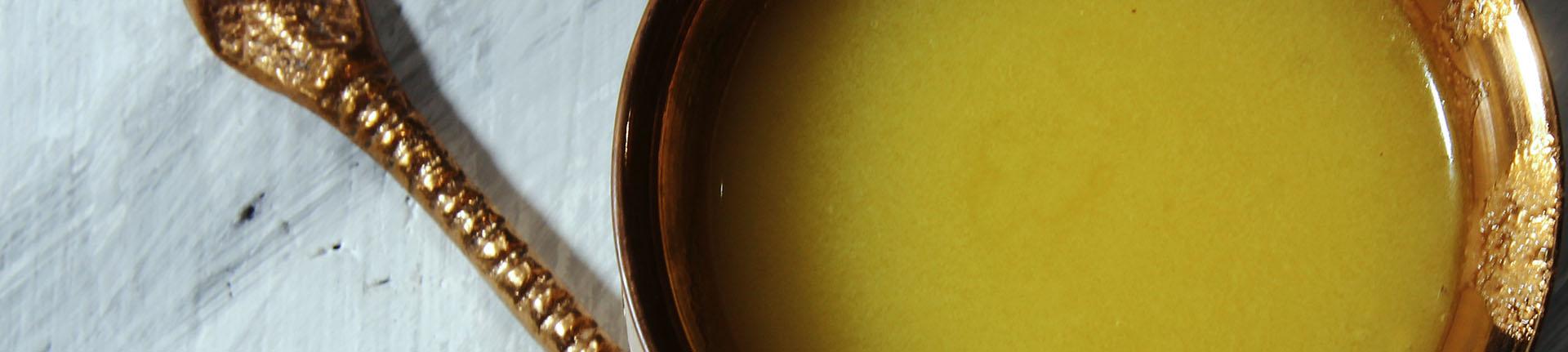 Manteiga Ghee: aprenda a preparar a sua em casa
