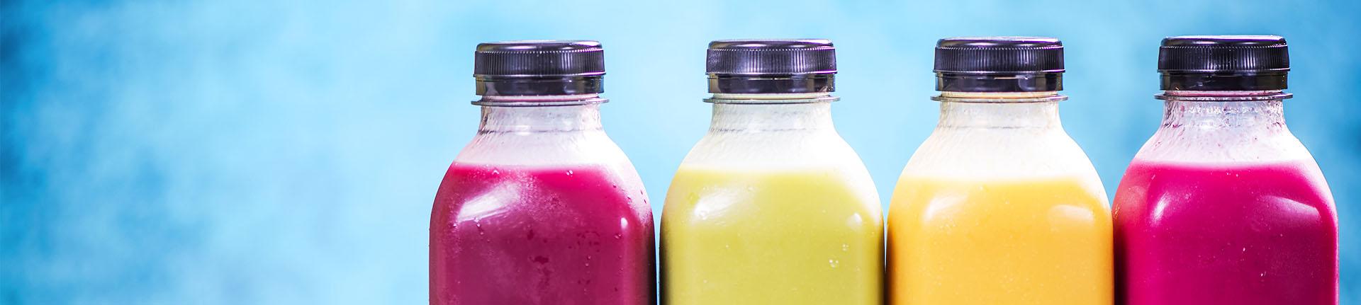 Sucos refrescantes para realinhar os chakras