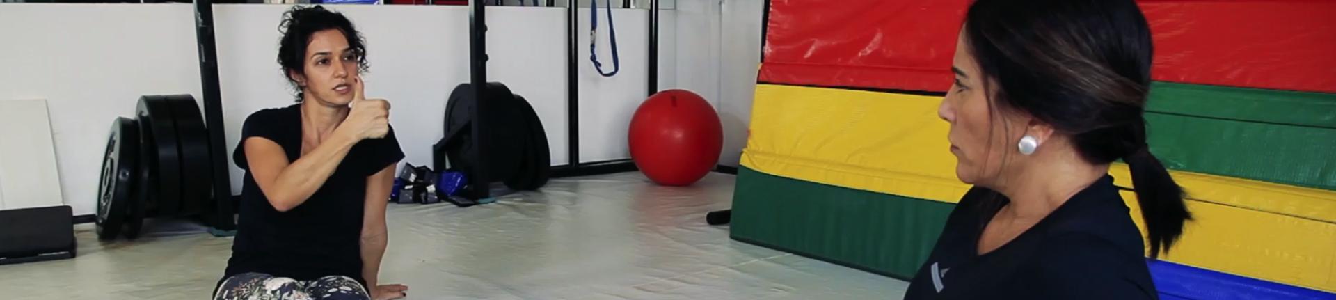 Dicas da Gloria | Bemglô convida Carla Folly -Movimentos que beneficiam os joelhos