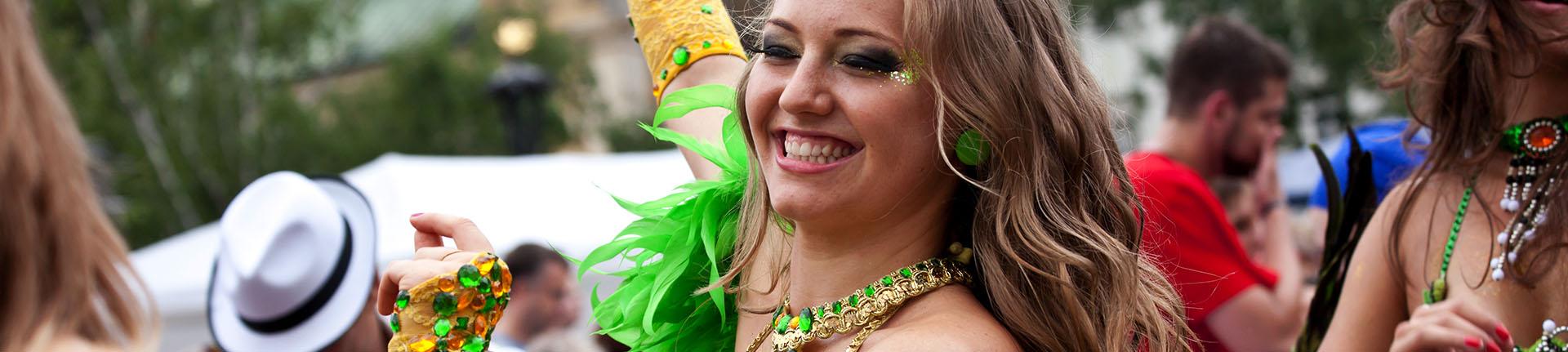 Fantasias de carnaval fáceis de improvisar