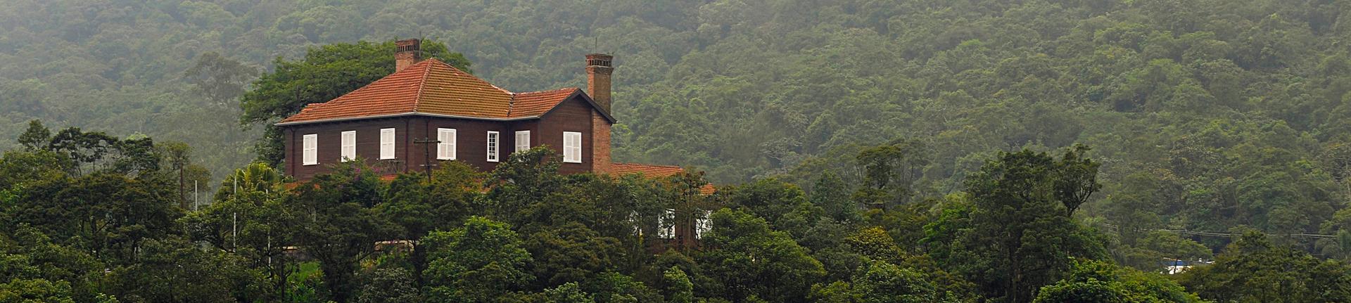 Os encantos da vila de Paranapiacaba