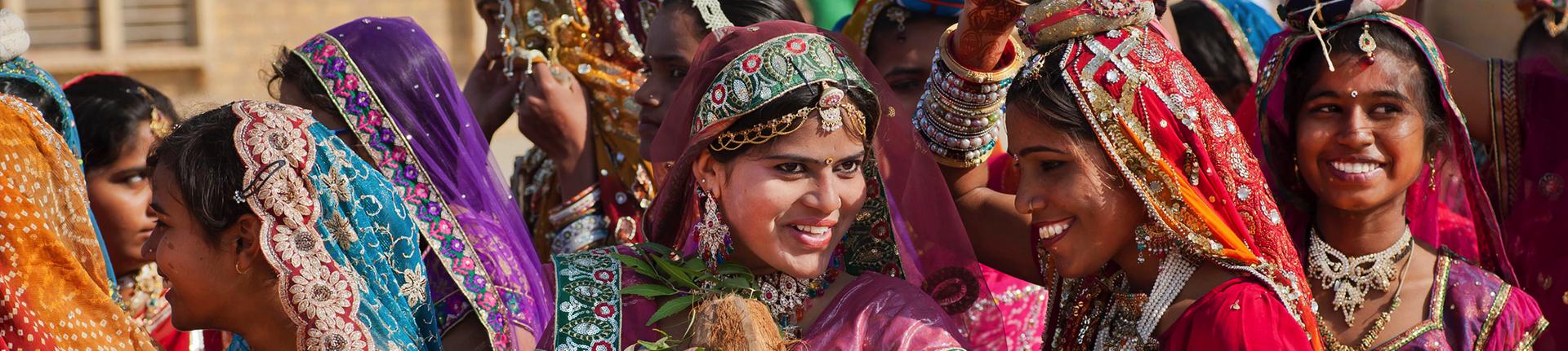 A Índia pelo olhar feminino