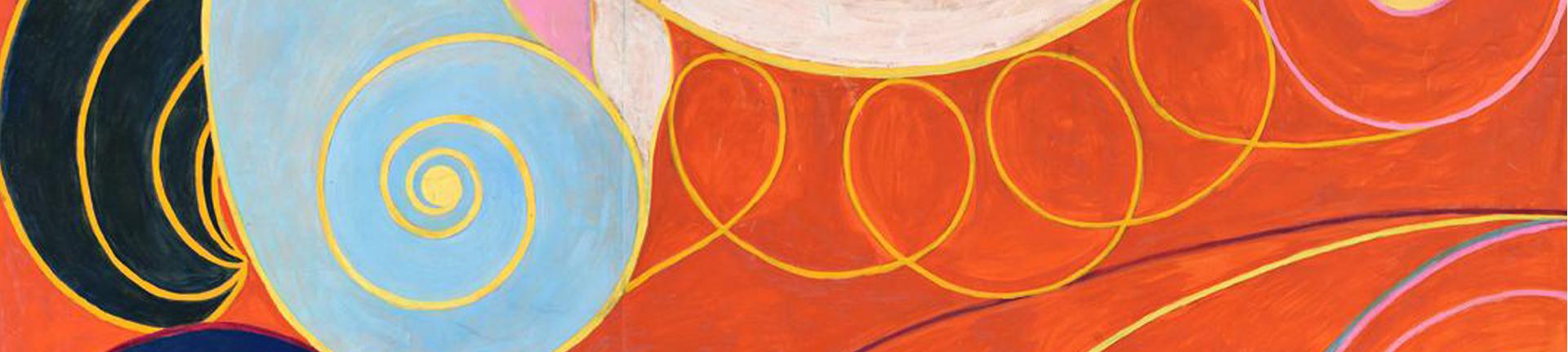 Pinacoteca de SP recebe exposição  de Hilma Af Klint