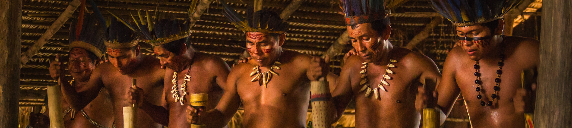 Aldeias indígenas no Brasil para conhecer