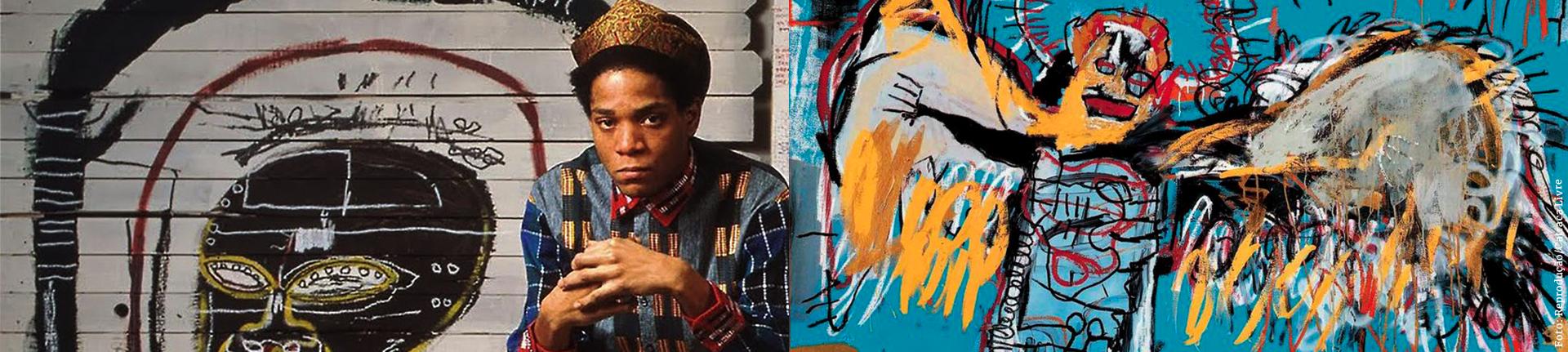 Exposição Jean Michel Basquiat no CCBB-Brasilia