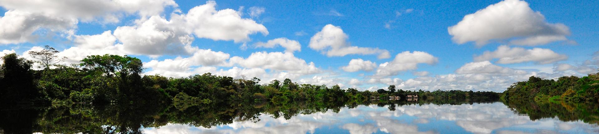 Roteiros incríveis pela Amazônia