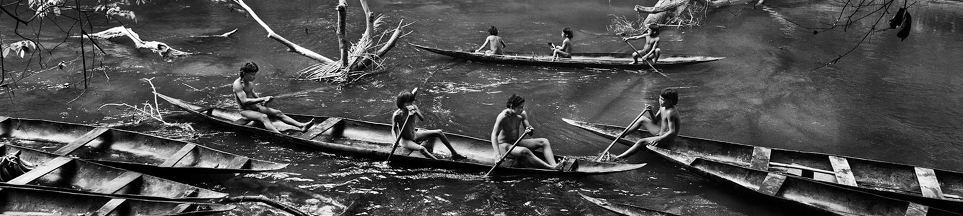 A Amazônia por Sebastião Salgado