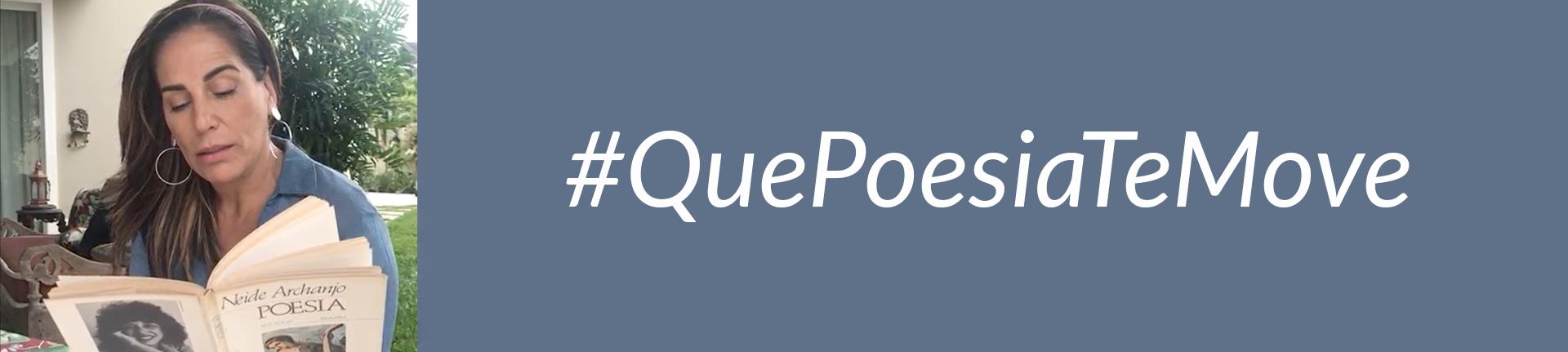Que poesia te move?