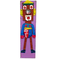 Boneco Bonzolândia - Getúlio Damado