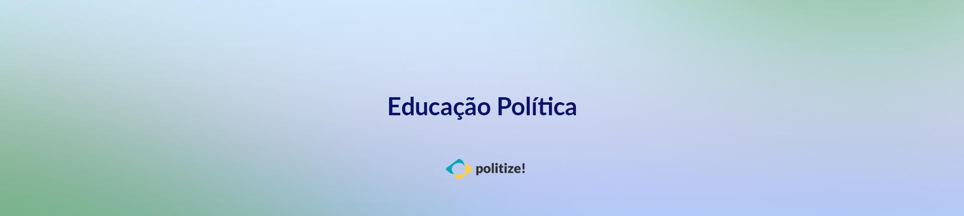 Politize: educação política sem complicação