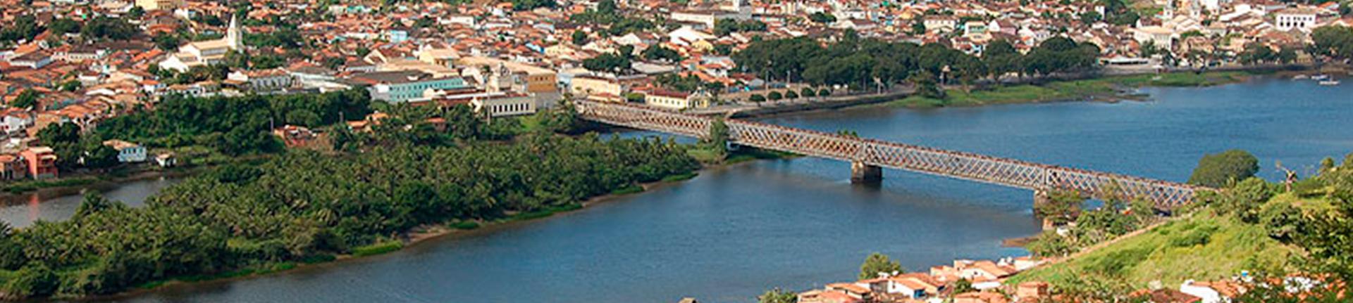 Descobrindo Cachoeira, na Bahia