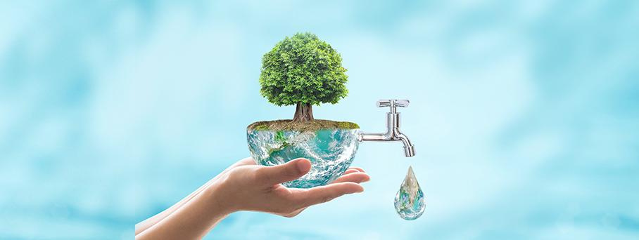 Ações sustentáveis para cuidarmos da água