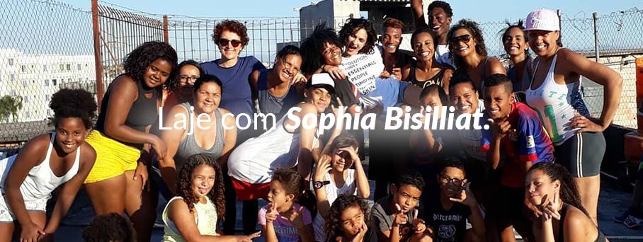 Projeto Treino na Laje, com Sophia Bisilliat