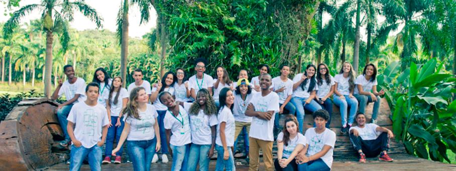 Inhotim: Jovens Agentes Ambientais