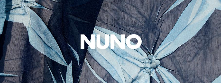 NUNO: tecidos inovadores, sustentáveis e poéticos