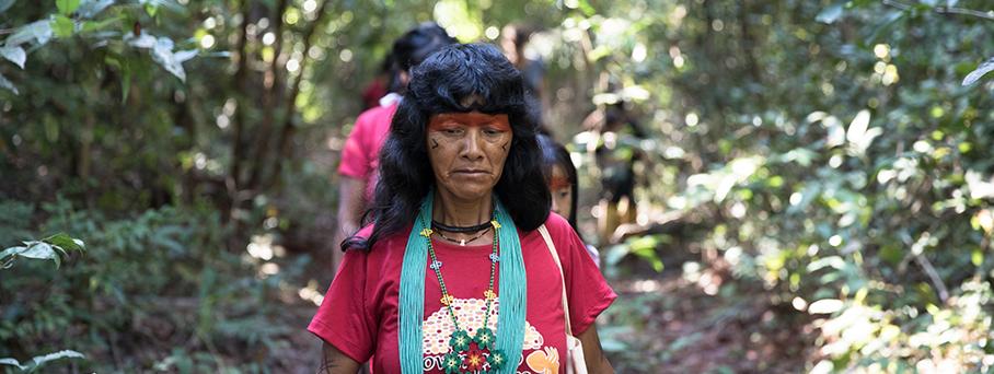 Yarang: Mulheres que reflorestam a Amazônia