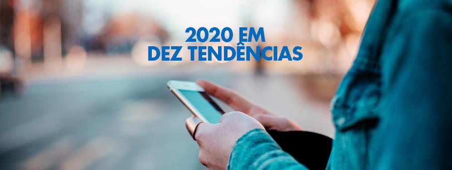 2020 em Dez Tendências