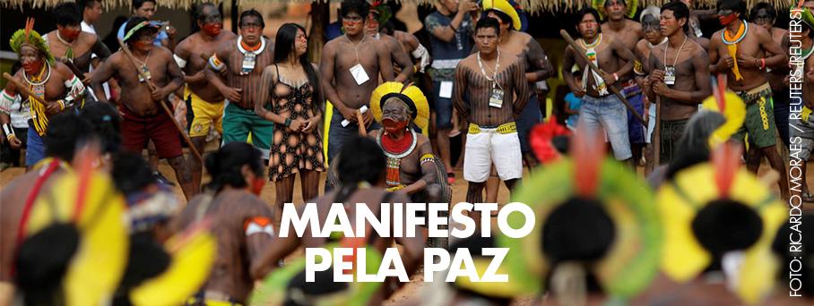 Manifesto pela Paz – Um chamado