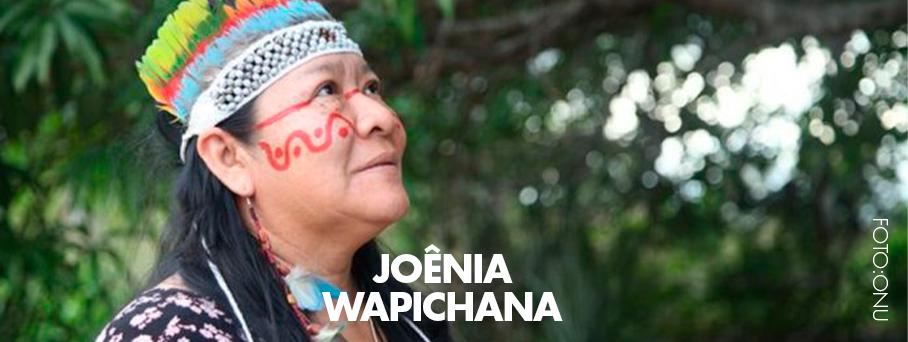 Joênia Wapichana, primeira mulher indígena no Congresso