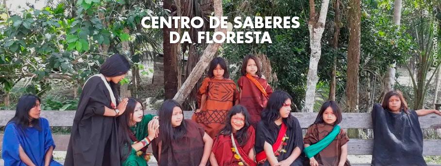 Yorenka Ãtame – Saberes da Floresta